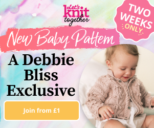 Debbie Bliss Bobble Jacket Billboard Unpaid
