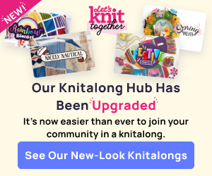 Knitalong Hub Billboard Unpaid