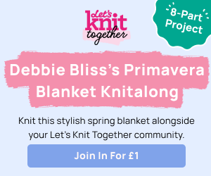 Primavera Blanket Knitalong Billboard Unpaid