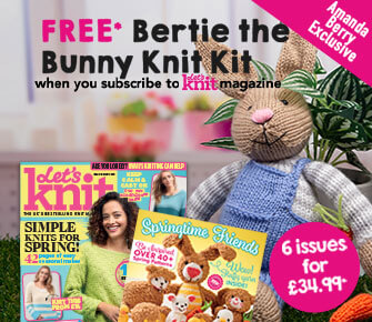 Subscribe to Let's Knit