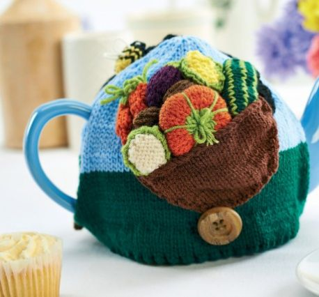Terrific Tea Cosy