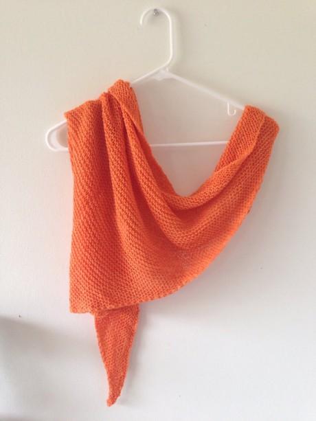 Brown Eyed Knitter