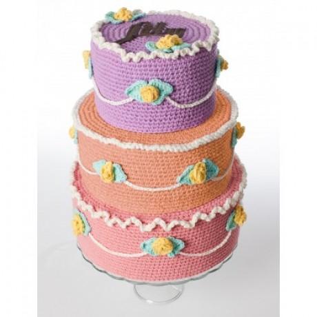 Crochet Cake