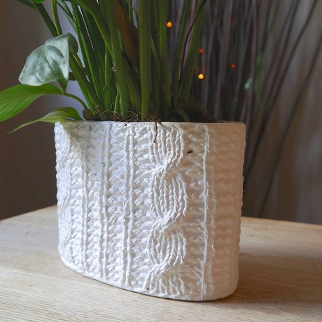 Leaf Knit