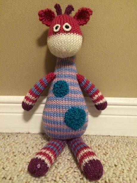Calvin koala from LGC Knitting & Crochet issue 66