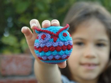 owl crochet amigurumi knitpicks