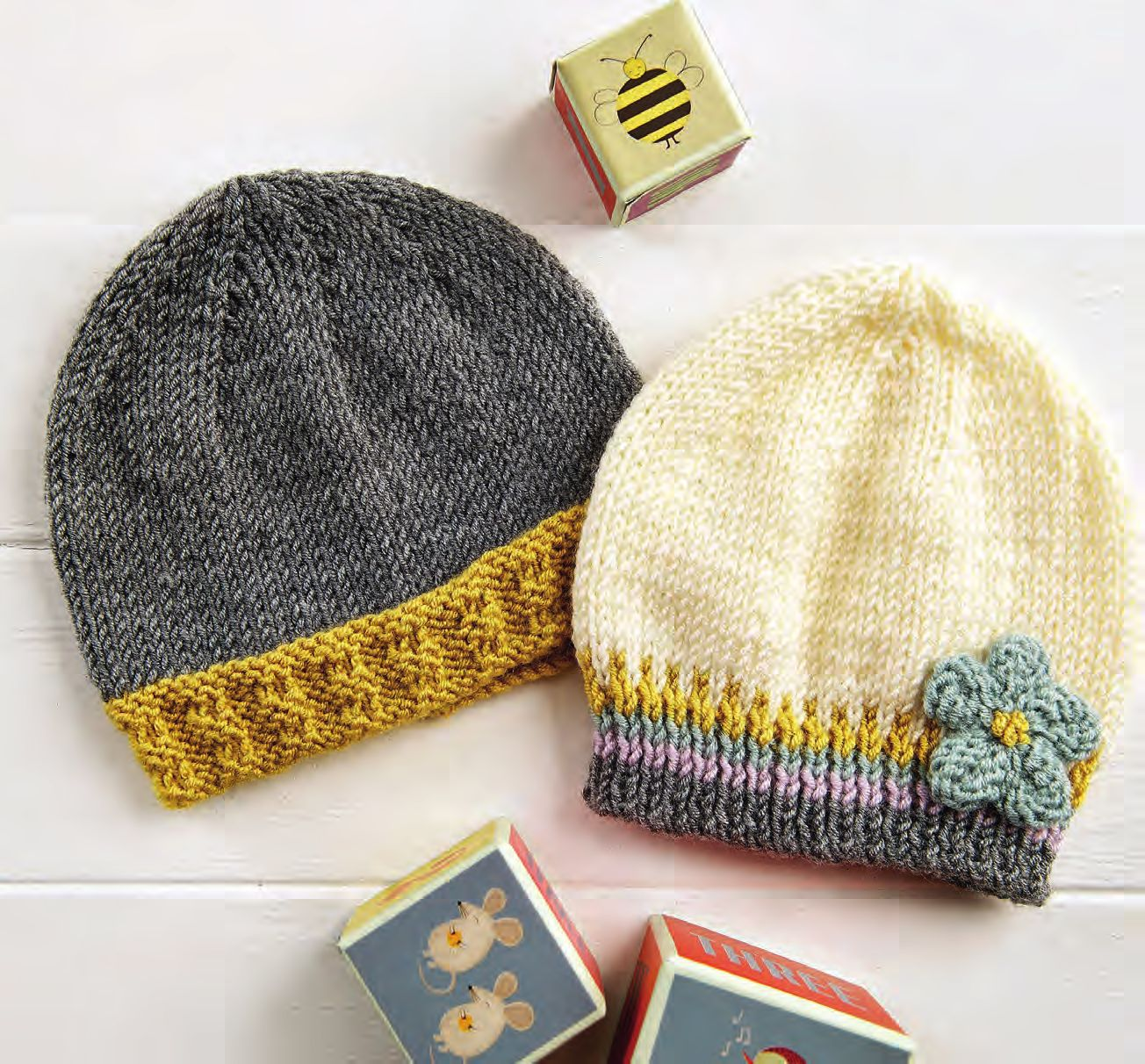 Royal Baby Beanie Hat Knitting Patterns | Free Knitting ...