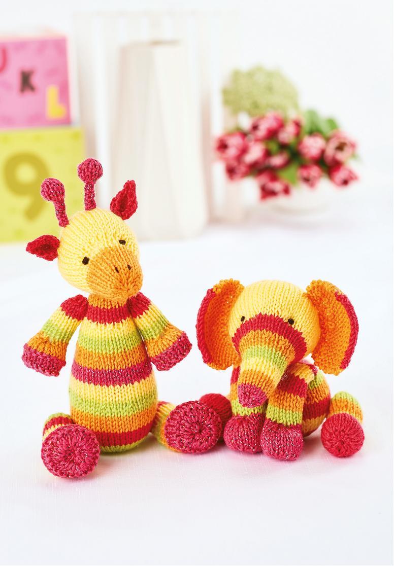 Crochet Patterns - Small World Elephants Crochet Pattern | 1116x776