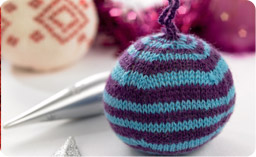 Colourful Christmas Baubles