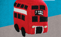 Knitted bus chart
