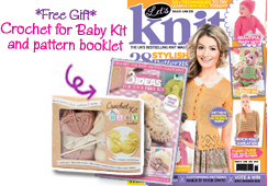 Subscribe to Let's Knit! Magazine