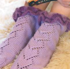 Bedsocks Knitting Pattern