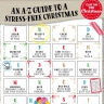 Cast On For Christmas: An A-Z Guide For A Stress-free Christmas