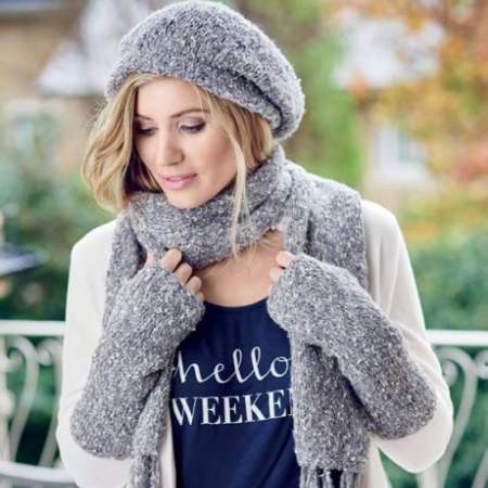 Beginner Boucle Accessories   Free Knitting Patterns   Let ...