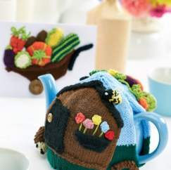 Allotment Teacosy Knitting Pattern