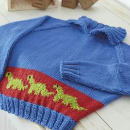 How to: prepare for intarsia Knitting Pattern