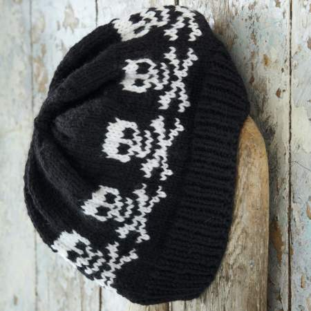 Pirate Beanie Knitting Pattern