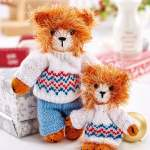 Bonus Outfits For Cats Knitting Pattern