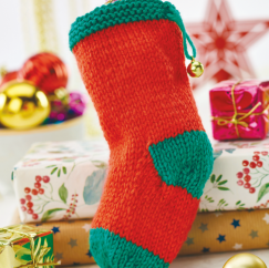 Classic Stocking Knitting Pattern