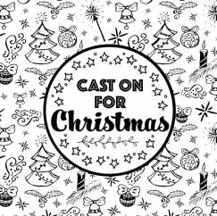 Cast On For Christmas: Festive Colouring Sheet Knitting Pattern
