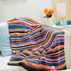 Crochet Blanket Knitting Pattern