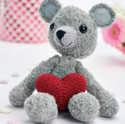 Franklin the Adorable Bear Knitting Pattern
