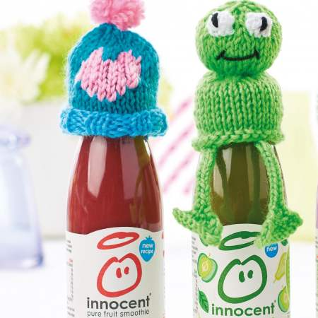Innocent Hats Knitting Pattern