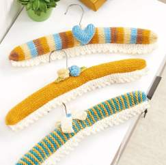 Knitted Hangers Knitting Pattern