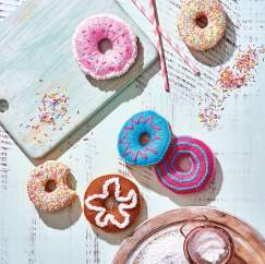 Doughnuts Knitting Pattern