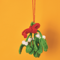 Mistletoe Knitting Pattern