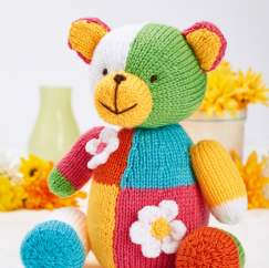 Sherbet The Bear Knitting Pattern