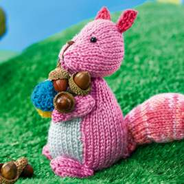 How to: stuff toys Knitting Pattern