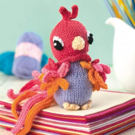 Phoenix Knitting Pattern