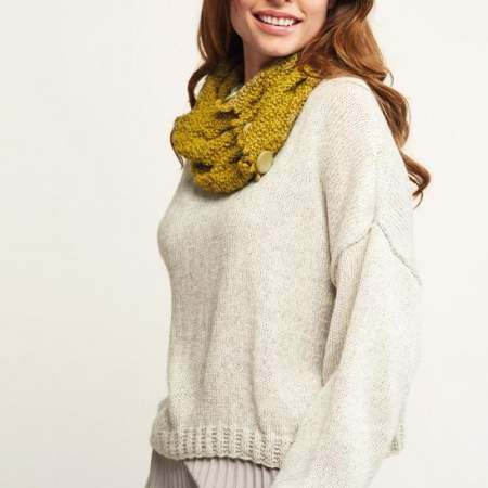 Simple First Jumper Knitting Pattern