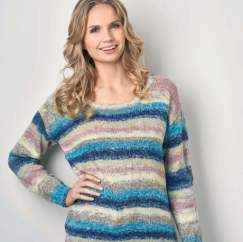 Essential Slouchy Sweater Knitting Pattern