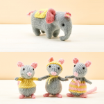 Toybox Treasures Bonus Makes Knitting Pattern