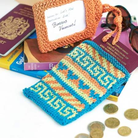 Travel Set Knitting Pattern