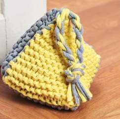 Super Chunky Doorstop Knitting Pattern