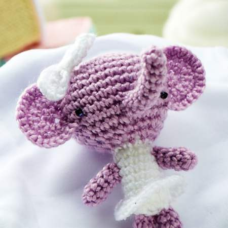 Penny the Elephant Knitting Pattern