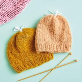 Emmaknitty Exclusive: Baby Hat Knitting Pattern