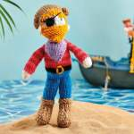 Pirate Toy Knitting Pattern