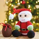 Easy Knitted Santa Claus Knitting Pattern