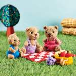 Teddy Bear's Picnic Knitting Pattern