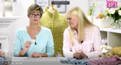 Troubleshooting Knitting Video