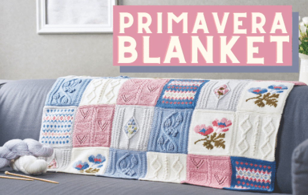 Primavera Blanket Knitalong