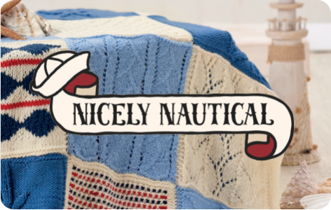 Nicely Nautical Knitalong