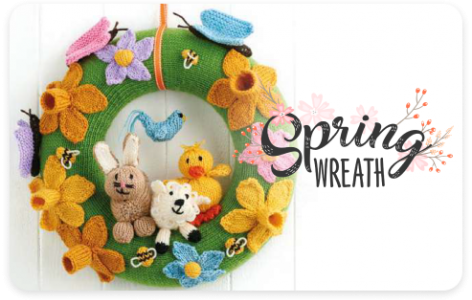 Spring Wreath Knitalong