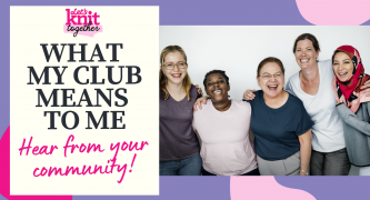 Meet Your Let's Knit Together Community!
