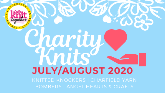 Charity Corner July/August 2020 - Get Involved!