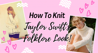 Taylor Swift: Knit The Look